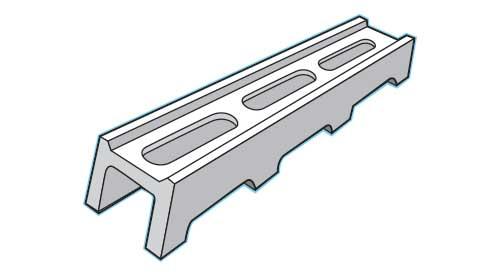 Concrete Line Spacer
