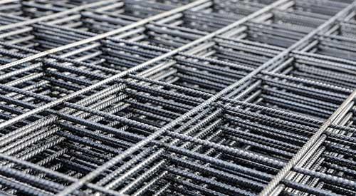Steel Mesh (Fabric) Concrete Reinforcement